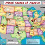 Printable Us Map For Kindergarten Save United States Map For | Kid Friendly Printable Us Map