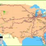 Printable Us Map Major Cities Best Usa Map With Big Cities Best Us | Printable Big Map Of Usa