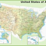 Printable Us Map Poster Best United States Map Poster Best Lovely | Printable Geographical Map Of The United States