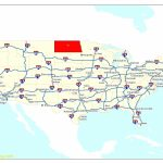 Printable Us Map With Interstate Highways Fresh Interstate Highway | Printable Map Of Us Interstates