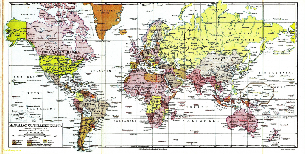 Printable Us Map With Longitude And Latitude Lines Inspirationa Map | Printable Us Map With Longitude And Latitude Lines
