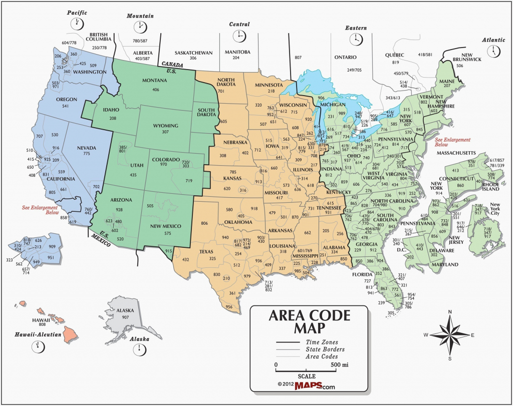 Printable Us Map With Time Zones And State Names Fresh Printable Us | Printable Map Of Usa Time Zones