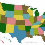 Printable Us Maps With States (Outlines Of America   United States) | Printable Us Map In Color