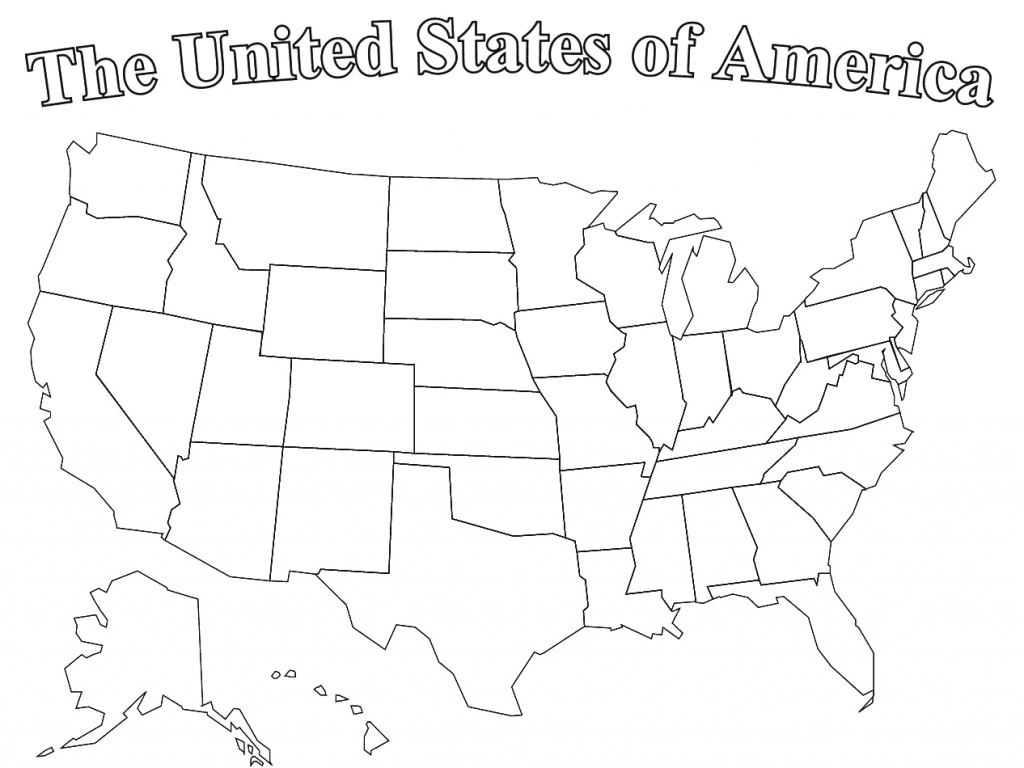 Printable Us State Map Puzzle - Free World Maps Collection | Printable United States Map Puzzle
