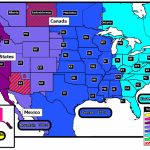 Printable Us Time Zone Map | Time Zones Map Usa Printable | Time | Us Timezone Map Printable