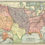 Printable Vintage Us Map Save Old United States Map Best High   Printable Vintage Us Map