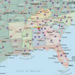 Road Map Of Southeastern United States Usroad Awesome Gbcwoodstock Com | Printable Road Map Of Southeast United States
