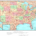 Road Map Of Usa And Travel Information | Download Free Road Map Of Usa | 8X11 Printable Us Map