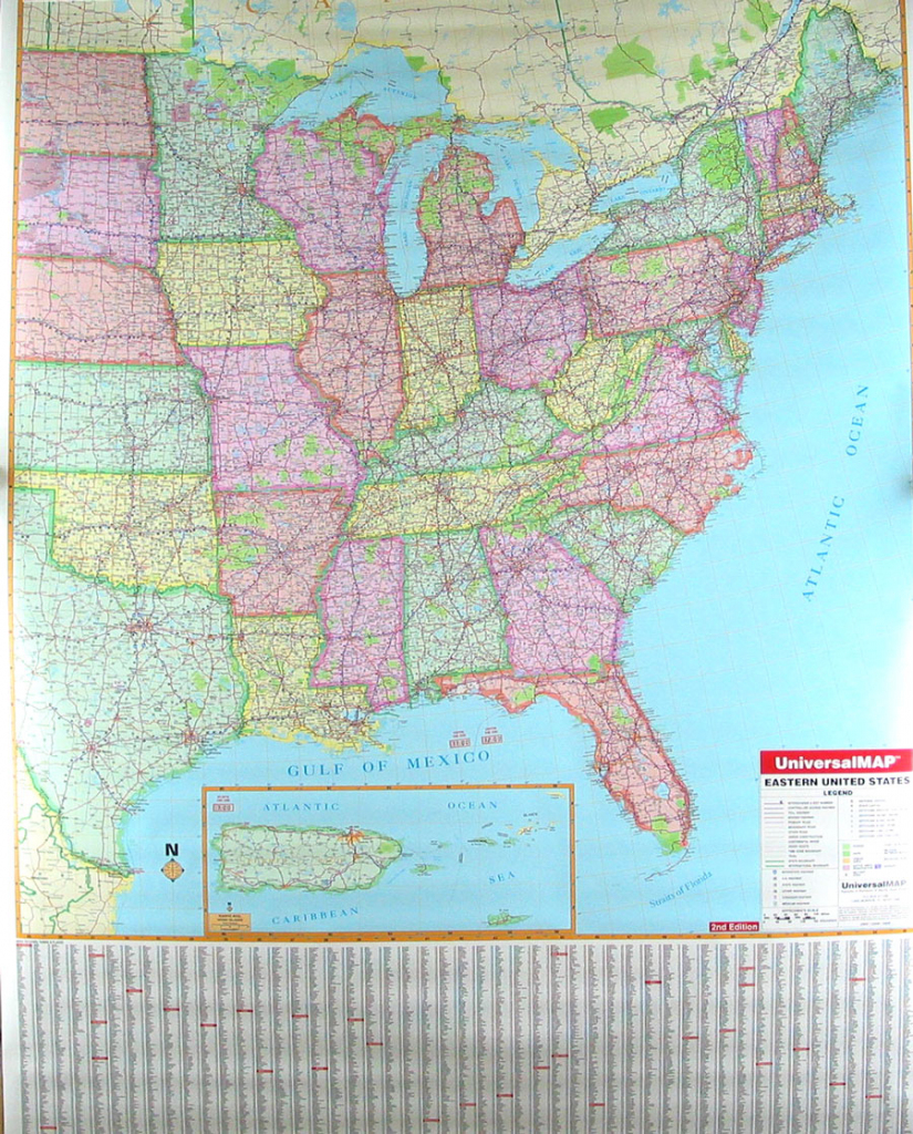 Road Maps East Coast And Travel Information | Download Free Road | Printable Road Map Of Eastern Usa