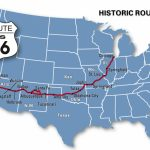 Route 66 Kicks: Day 1….chicago To Joplin | Road Tripping | Route 66 | Printable Map Of Route 66 Usa