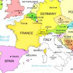 South America Printable Maps Country Map Pleasing Europe And With Of | Printable Map Of Us And Europe