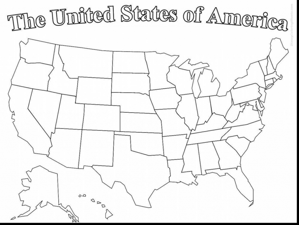 States Coloring Pages Map Of The United Page Nosleepypasta Usa | Printable Usa Map For Preschoolers