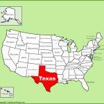 Texas State Maps | Usa | Maps Of Texas (Tx) | Printable Map Of Texas Usa