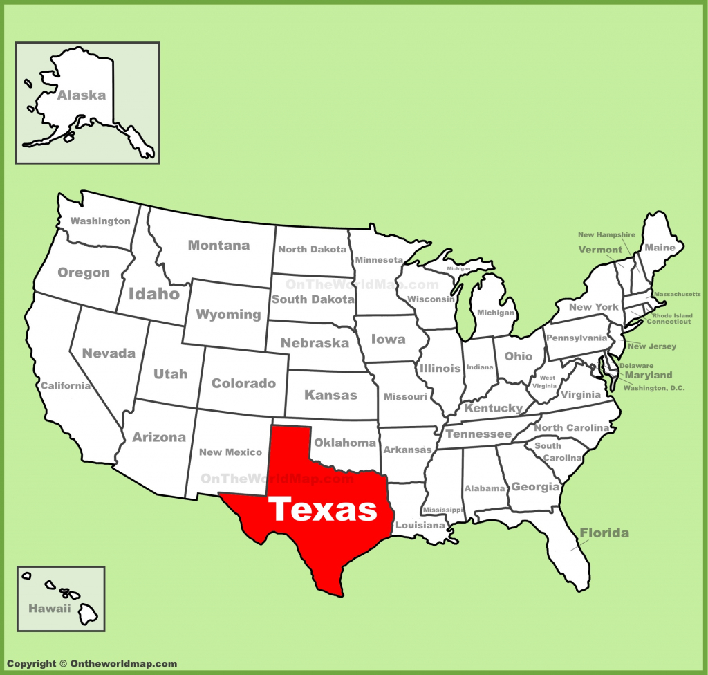 Texas State Maps | Usa | Maps Of Texas (Tx) | Printable Map Of Texas Usa