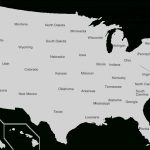 U.s. State   Wikipedia | Map Of 52 States In Usa Printable