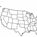 United States Map Coloring Page Printable Save Printable Blank Us | Printable United States Map Coloring Page