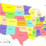 United States Map For Kindergarten | World Map Interactive | Printable Usa Map For Kindergarten