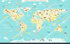 United States Map Oceans – Earthwotkstrust | Printable Map Of The United States With Oceans