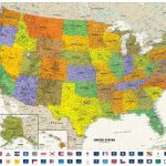 United States Map Posters | Big United States Map Printable