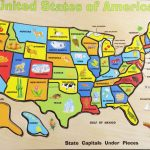 United States Map Puzzle Printable Simple Us State Map Puzzle Web | Printable United States Map Puzzle