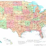 United States Printable Map | Printable Us Map With Major Cities