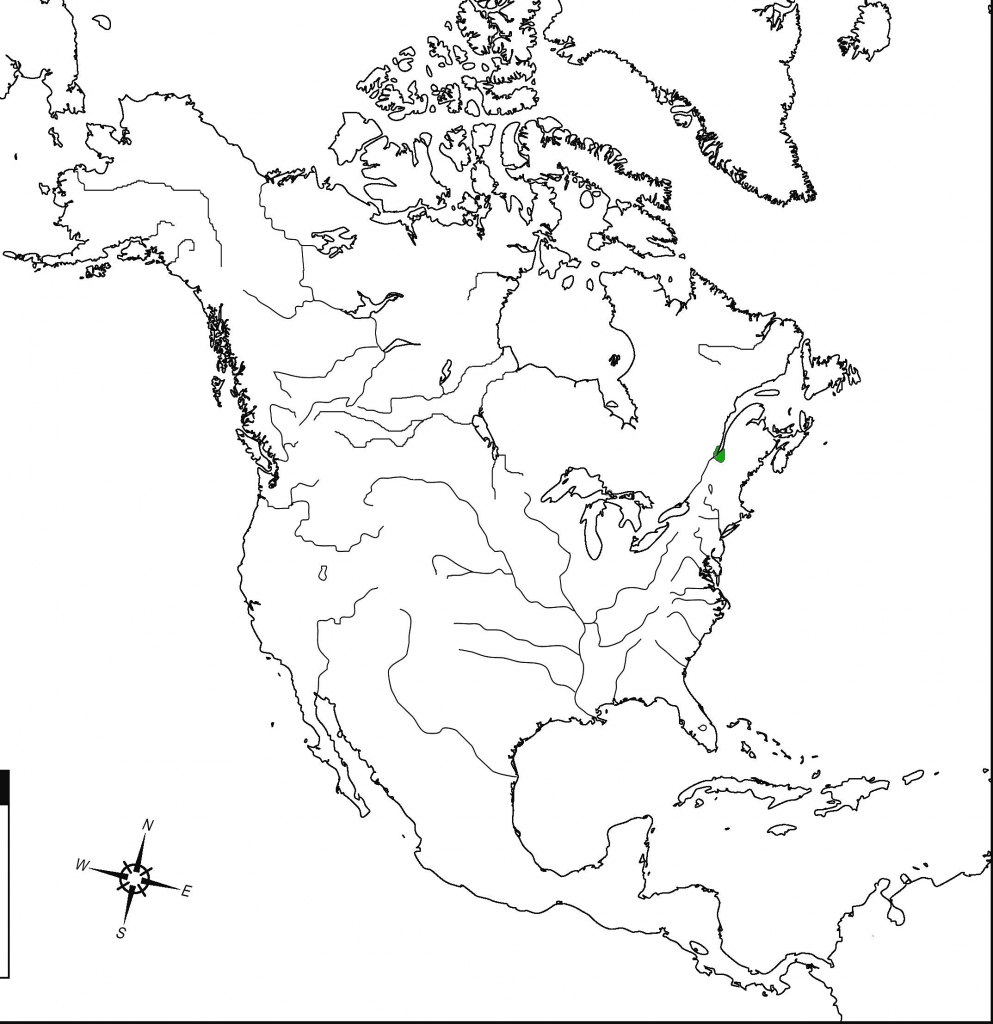 Us And Canada Blank Physical Map Refrence United States And Canada | Blank Usa Physical Map
