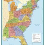 Us East Coast Fault Lines Map Maxresdefault Fresh Amazing Map The | Printable Map Of The Eastern United States