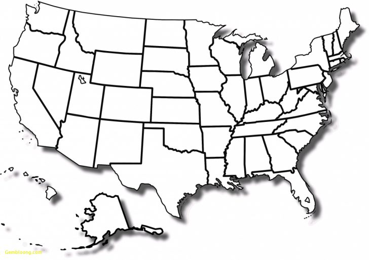 Printable Us Map Worksheet