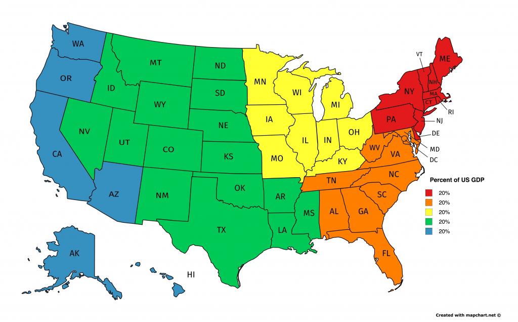 Us Map Separated Into Regions Regionalmap Beautiful Top Us Map   Printable Us Map Regions