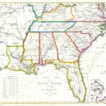 Us Map Southeast Printable Map Of Se Usa 1 Inspirational Us Map | Printable Map Of Southern United States