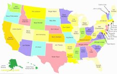 Us Map States Quiz Printable Valid United States Map Quiz For State | Printable Us Map Of States And Capitals