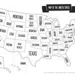 Us Map The South Printable Usa Map Print New Printable Blank Us | Printable Usa Map Black And White