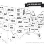 Us Map The South Printable Usa Print New Blank State United States   Printable Map Of Southern Usa