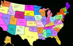 Us Map With Abbreviations And State Name And Travel Information | Printable Map Of Usa With State Names And Abbreviations