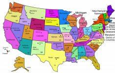 Us Map With Names Printable Usa Namesprint Lovely Best Maps The | Printable Map Of Usa With Names Of States