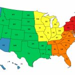 Us Mapregion Printable Usa Regional Map Unique 10 Lovely | Printable Map Of The 5 Regions Of The United States