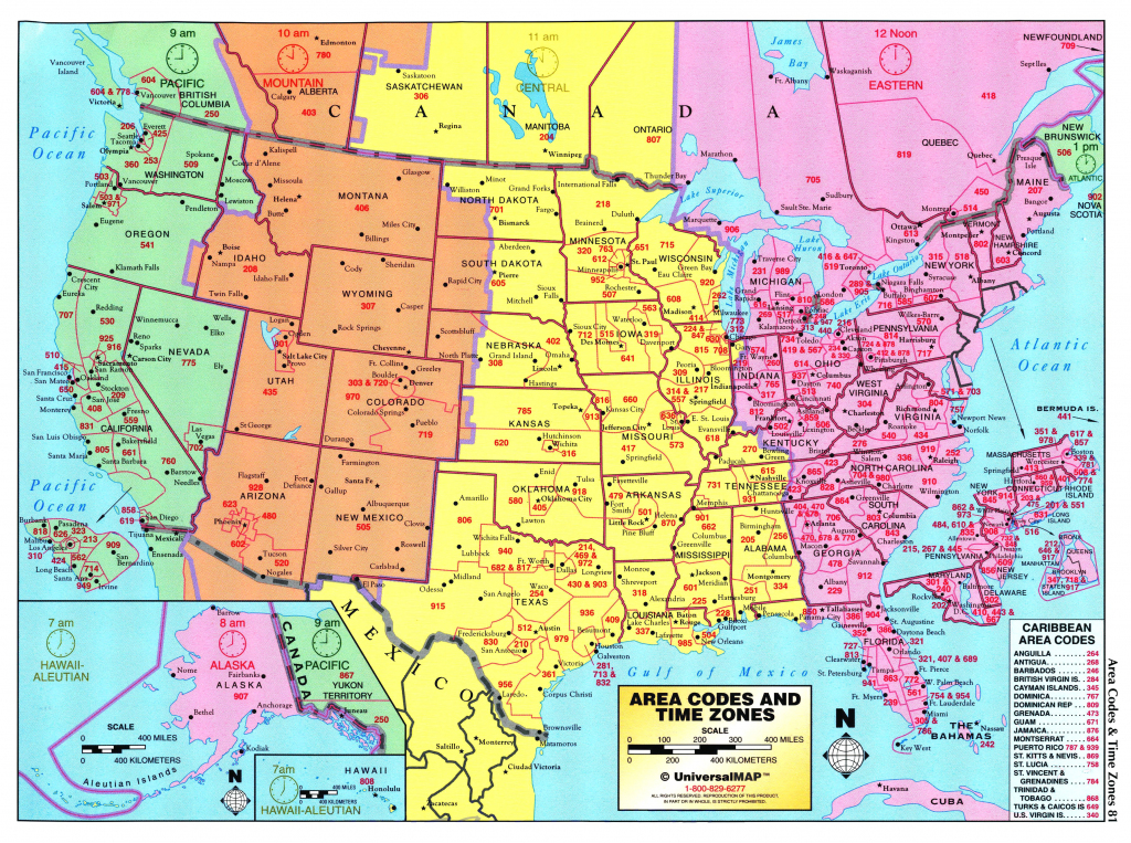Us Maps Time Zone And Travel Information | Download Free Us Maps | Free Printable Map Of The Usa With Time Zones