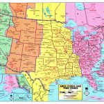 Us Maps Time Zone And Travel Information | Download Free Us Maps | Free Printable Us Map With Time Zones
