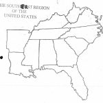 Us Southeast Region Blank Map South East Random Free Downloads Maps | Printable Blank Map Of The Eastern United States