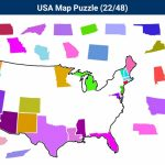 Us State Map Puzzle Web Game Usa Android Apps On Google Play At | Printable Us Map Puzzle