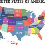 Us Time Zones Map States Name Printable Best Usa Maps Paykasaa Org | Printable Big Map Of Usa