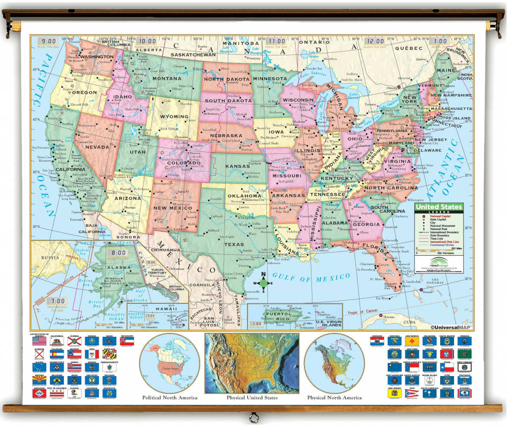 Us Time Zones Printable Map Printable Time Zone Map With States Best | Printable United States Time Zone Map With Cities