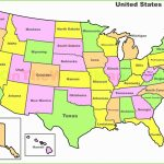 Us Timezone Map With States Timezone Unique Printable Map Of The | Printable Us Timezone Map