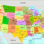 Usa Maps | Maps Of United States Of America (Usa, U.s.) | Map Of 52 States In Usa Printable