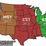 Usa Time Zones Now Best Us Map States Timezones Usa Map Time Zones | Printable Usa Time Zone Map With States