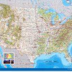 Verenigde Staten Landkaart | Afdrukbare Plattegronden Van Verenigde | Usa Map A4 Printable